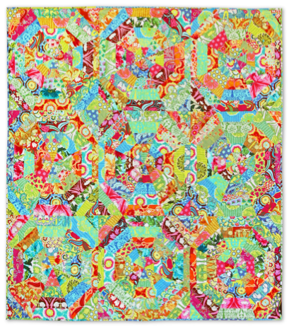 Quilt Inspiration: Free Pattern Day: Snowball Quilts